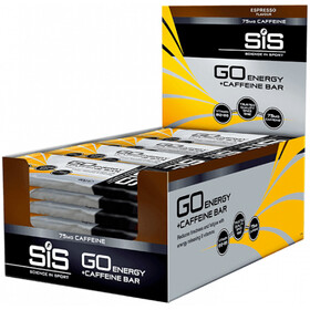 SiS Go Sports Nutrition Espresso 30 x 40g colourful